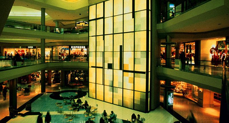Beverly Center, California