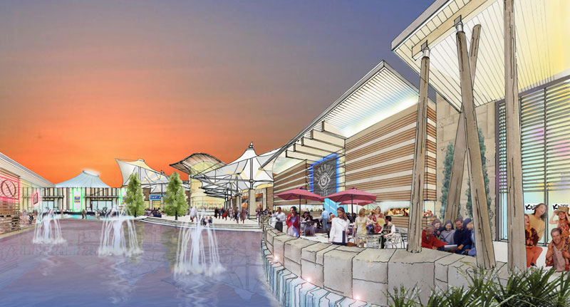 Greenwich-based firm to develop Foxwoods outlet mall