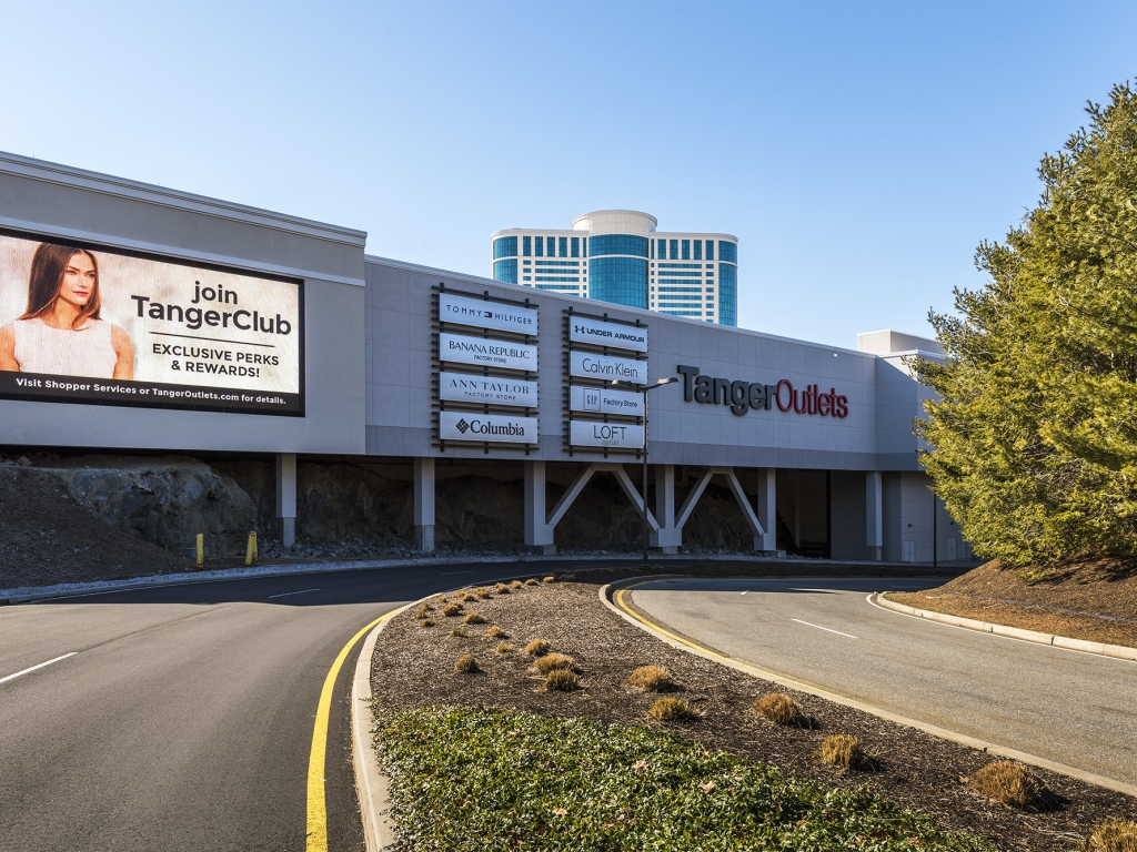 First look: Tanger Outlets is heading to the casinos at Foxwoods